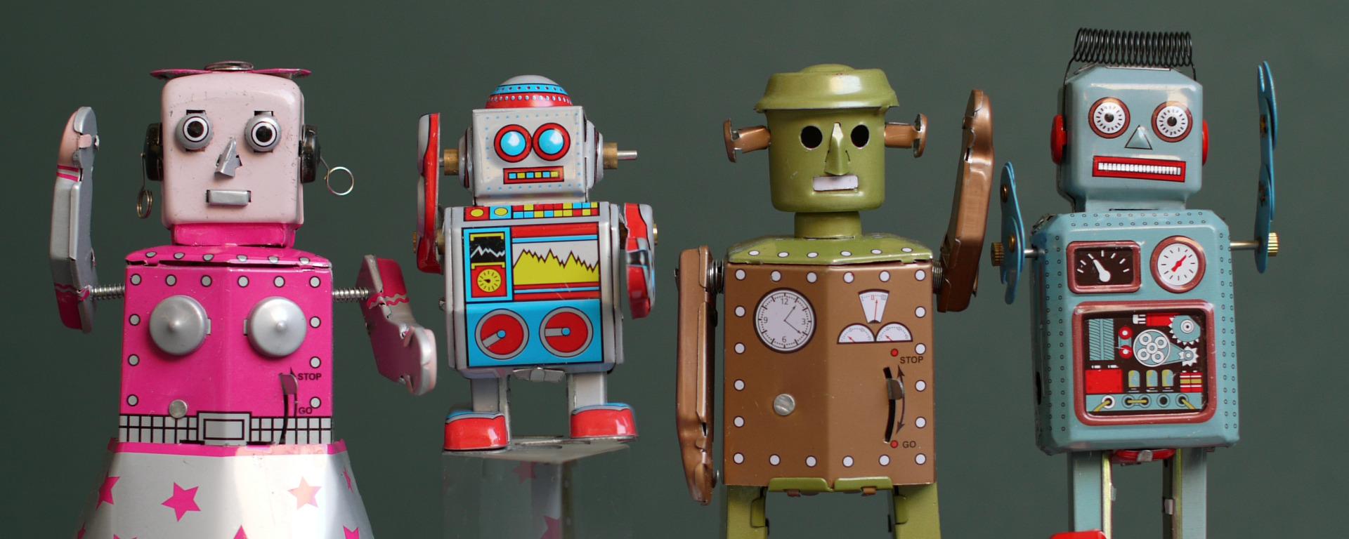 Wer ist der wahre Roboter?